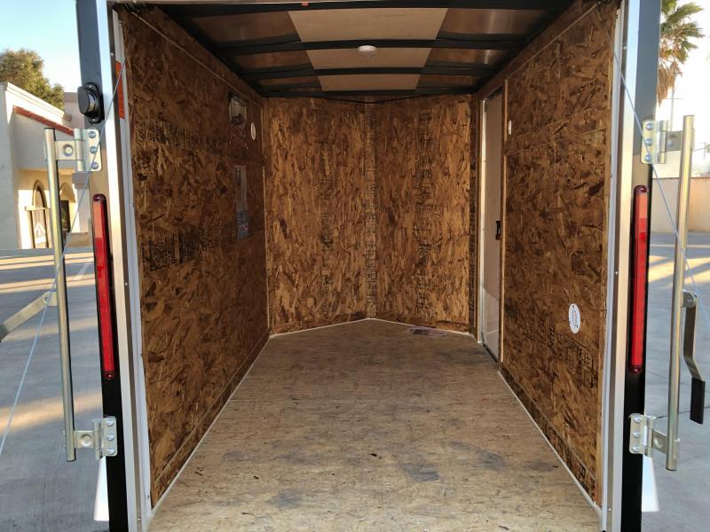 2021 Look Trailers STLC 5' x 8' Enclosed Cargo Trailer