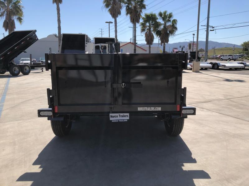 2021 Innovative Trailer Mfg. 5' x 10' 7K Dump Trailer
