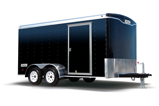 2018 Haulmark TST7X12WT2 Enclosed Cargo Trailer