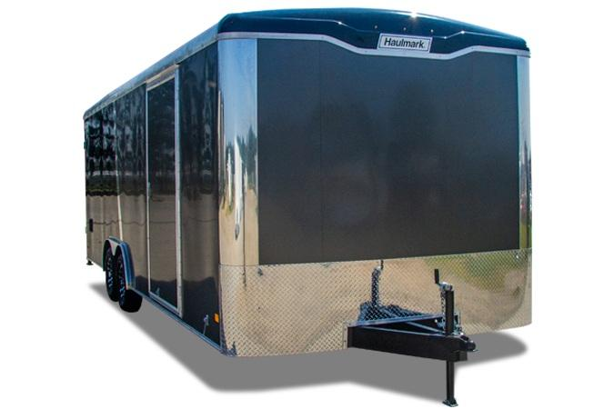 2019 Haulmark TS8528T3 Car / Racing Trailer