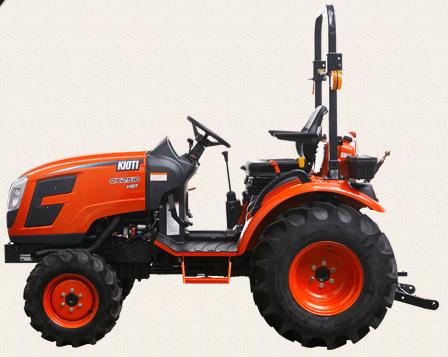 2021 Kioti CX 2510 HST Tractor