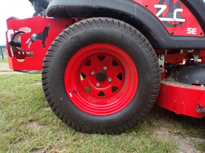 2021 Kioti KTZ- ZXC 54SE Zero Turn Mower