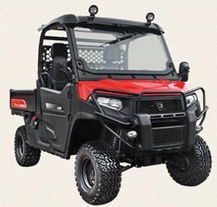 2021 Kioti K9 2400 Utility Side-by-Side (UTV)