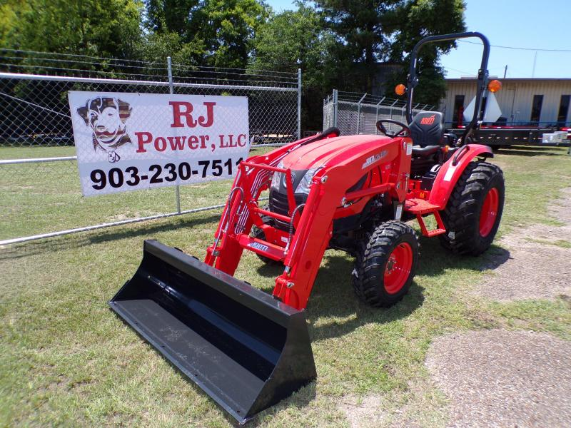 2021 Kioti CK 2610 H Tractor