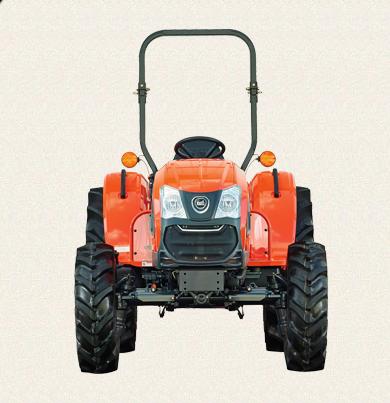2021 Kioti DK 5310SE HST Tractor