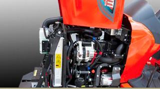2021 Kioti CS 2520 Tractor