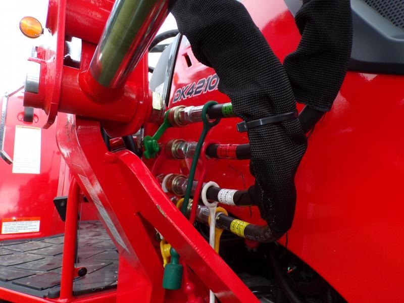 2021 Kioti DK 4210 HST *Turf Tractor
