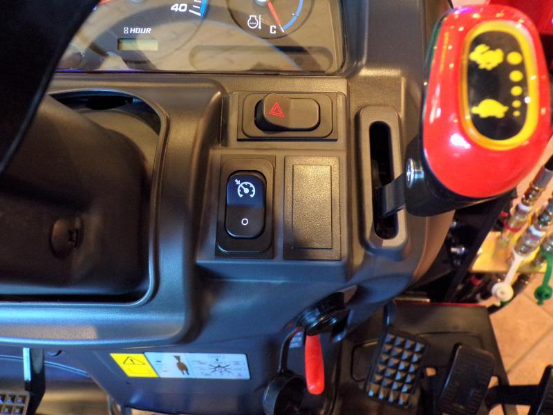 2021 Kioti CX 2510 HB / Industrial Tractor