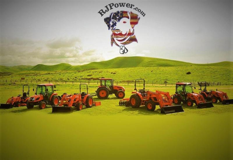 2021 Kioti CS 2510 HB-SB Tractor