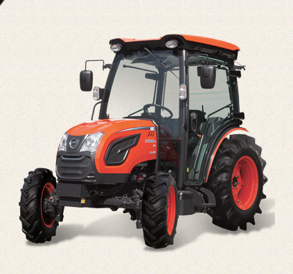 2021 Kioti DK 5310SE HST w/Cab Tractor