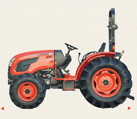 2021 Kioti DK 4510 w/ Foldable ROPS Tractor