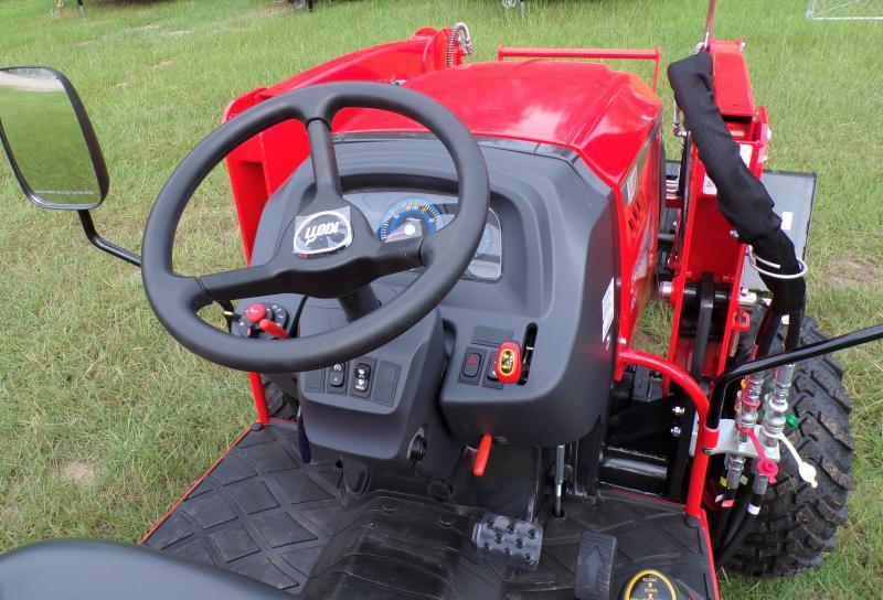 2021 Kioti CK 4010 SWHB Tractor