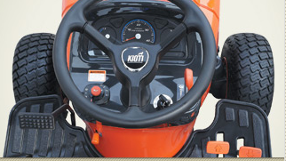 2021 Kioti CS 2510 Tractor