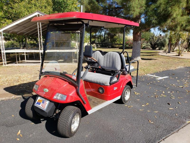 2010 Other Zone Golf Cart