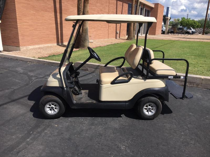 2013 Club Car Precedent 4-passenger Golf Cart