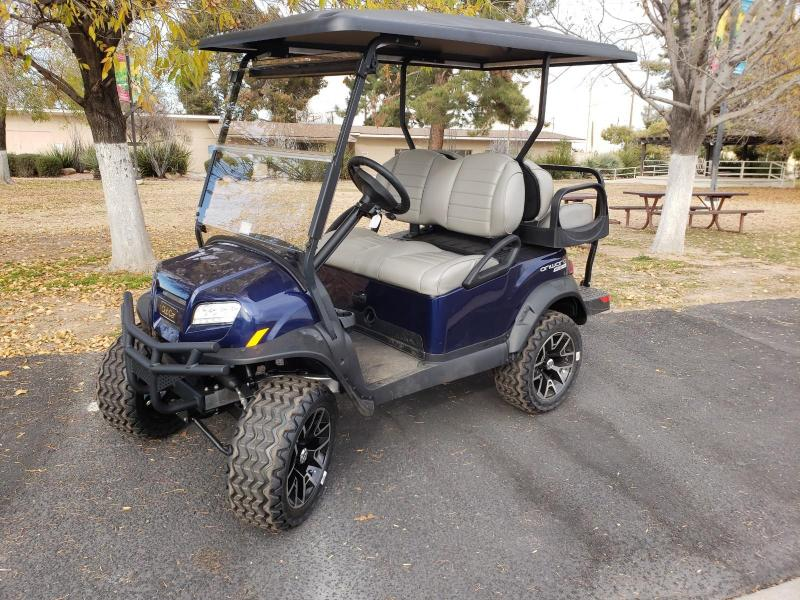 2021 Club Car Onward Lifted Lithium Golf Cart