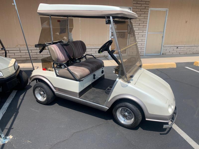 2001 Club Car Spyder Golf Cart