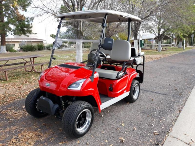 2020 Star Electric Vehicles Sirius Golf Cart
