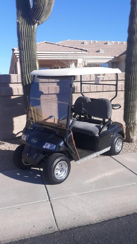 2010 Star Electric Vehicles Classic 48-2 Golf Cart