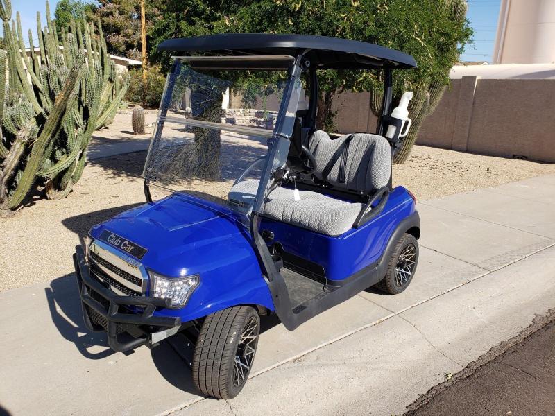 2016 Club Car Alpha Golf Cart