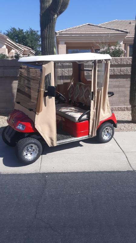 2010 Star Electric Vehicles Classic 48-2 Golf Cart