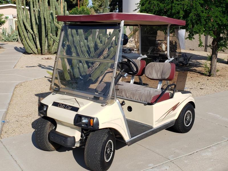 1998 Club Car DS Golf Cart