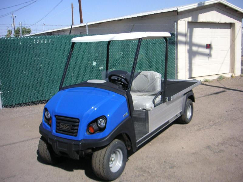 2014 Club Car Carryall 700 Flat Bed Utility Side-by-Side (UTV)