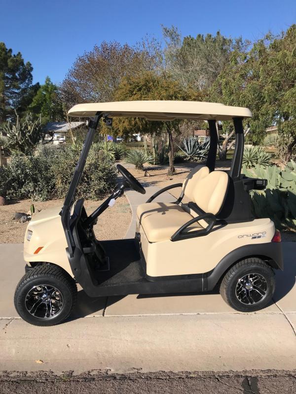 2020 Club Car Lithium Onward Golf Cart