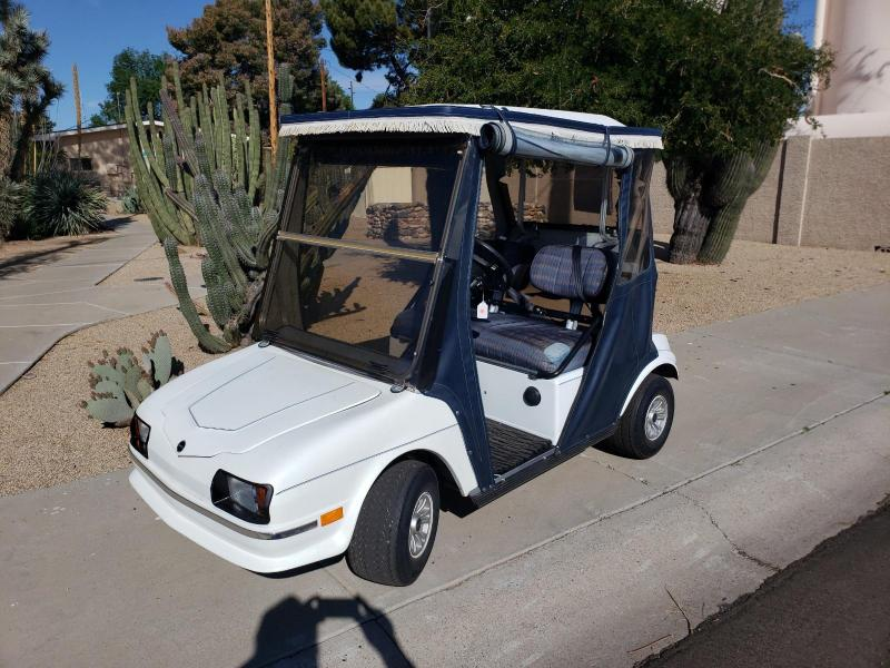 1998 Club Car DS AZ Edition Golf Cart