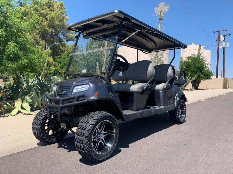 2022 Club Car Lifted Onward 6-pass Golf Cart