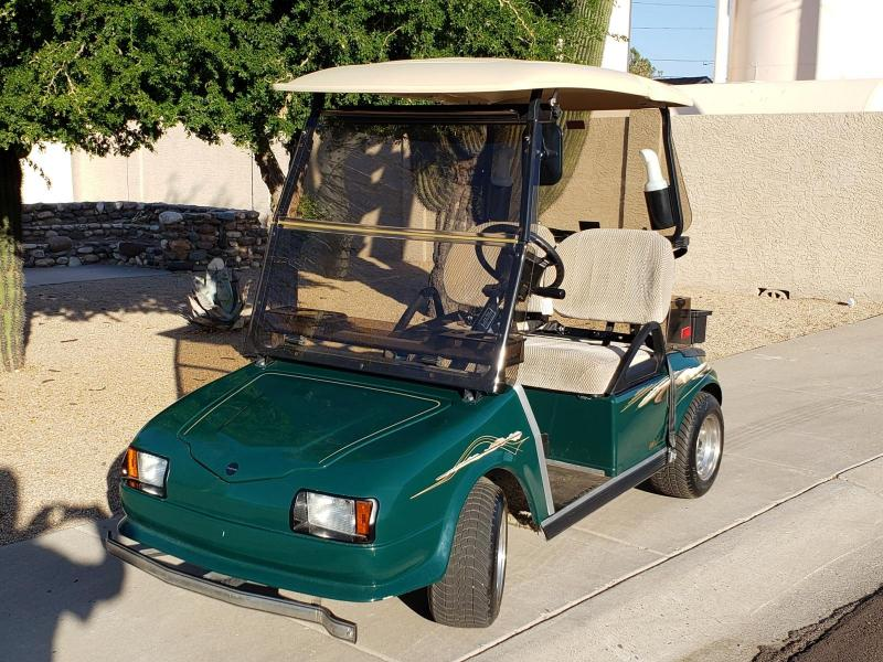 2007 Club Car DS Arizona Edition Golf Cart
