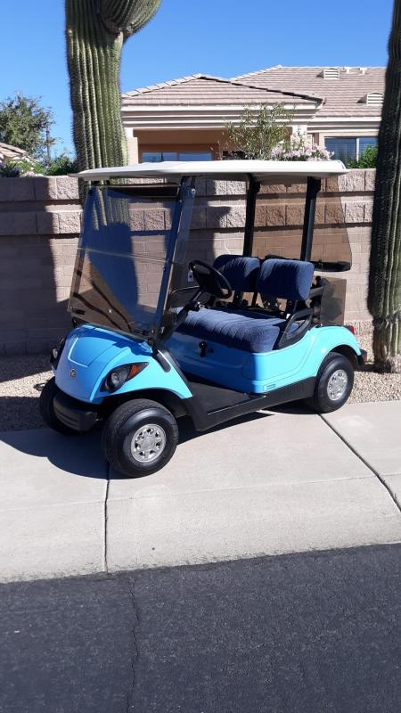 2008 Yamaha Drive Golf Cart