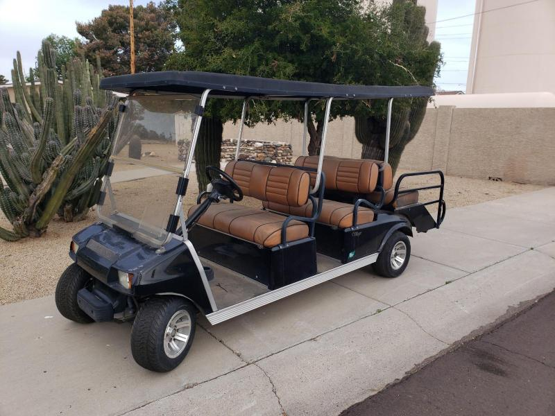 2013 Club Car Villager 6 Golf Cart