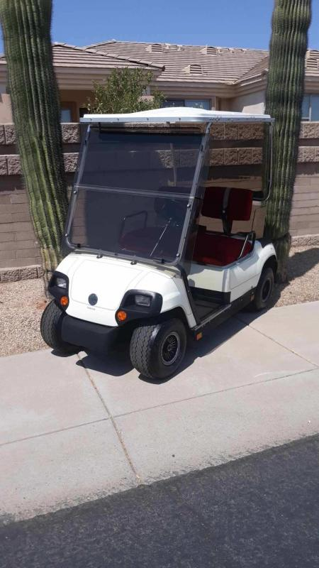 2004 Yamaha Golf Cart Golf Cart