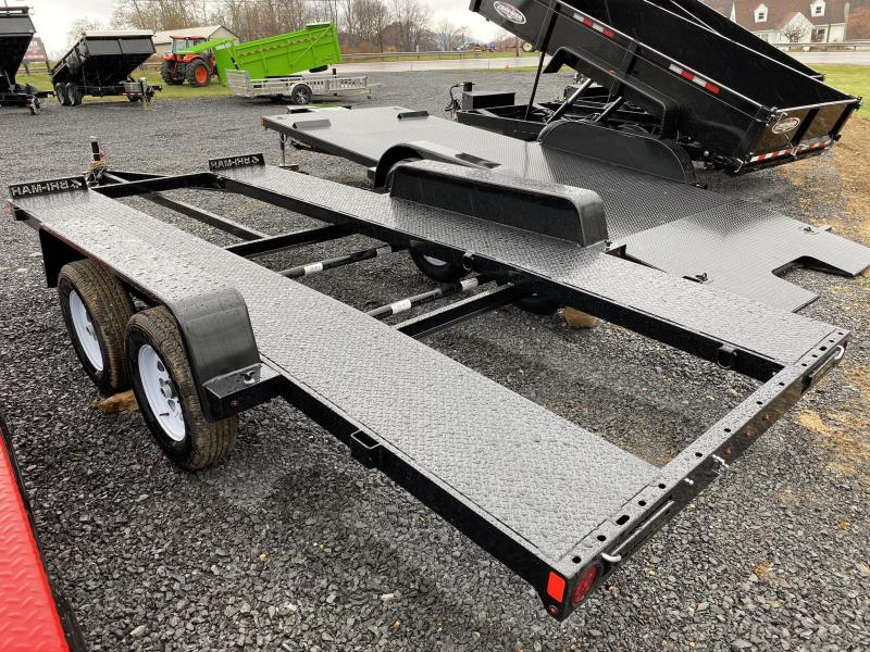 "2020 Bri-Mar 16' x 82"" Open Car Hauler"