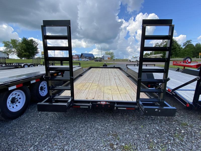 2020 Cam Superline 18' x 8.5' Equipment Trailer