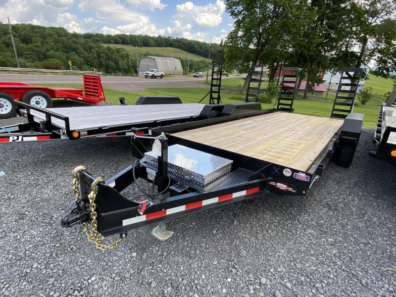 2020 Cam Superline 18' x 8.5' Equipment Trailer