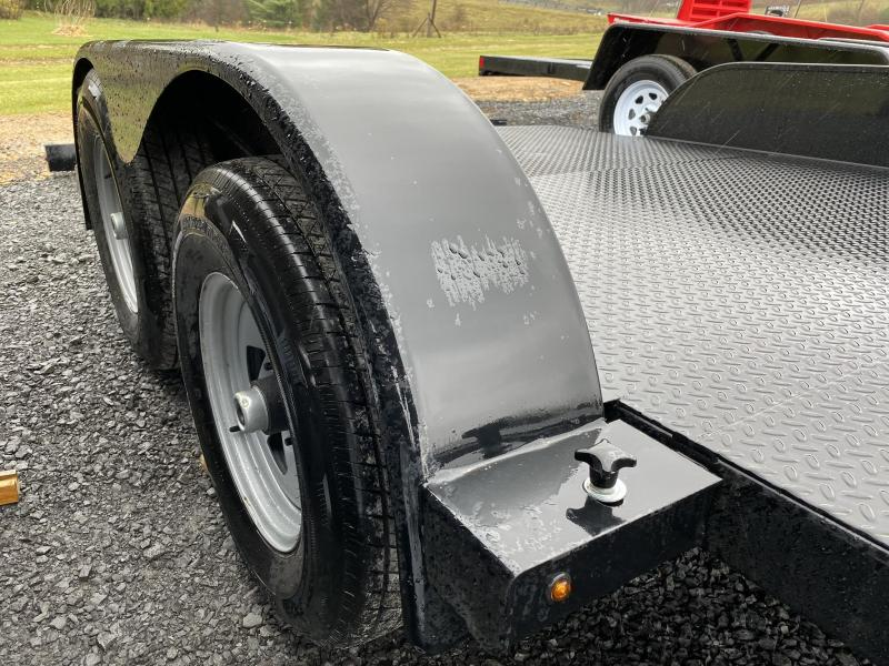 "2020 Bri-mar 20' x 82"" Car Hauler Trailer"