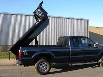 2020 Bri-Mar 6' Dump Bed Insert Truck Bed