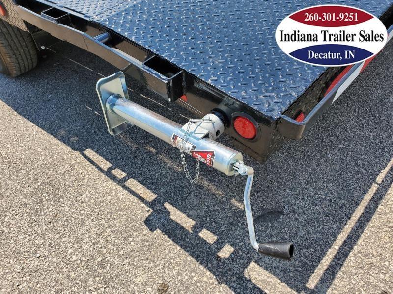 2021 PJ Trailers 102x20 B5202 Car / Racing Trailer