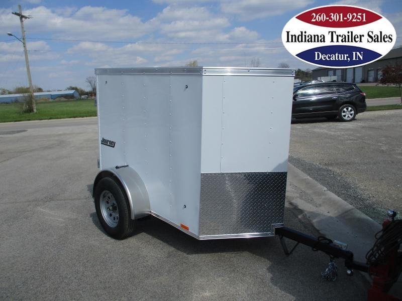 2022 Pace American 4x6 PSCBA4.0X06SI2FE Enclosed Cargo Trailer