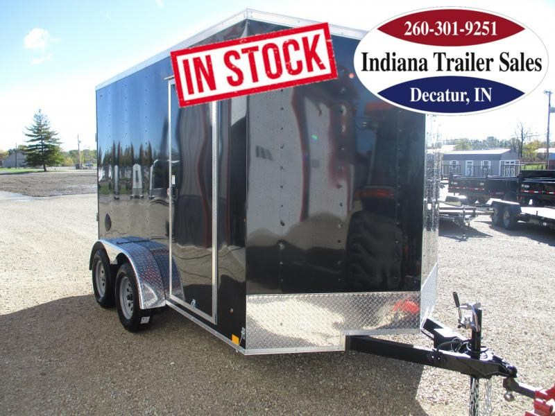2022 Pace American 7x12 PSCAB7.0X12TE2FF Enclosed Cargo Trailer