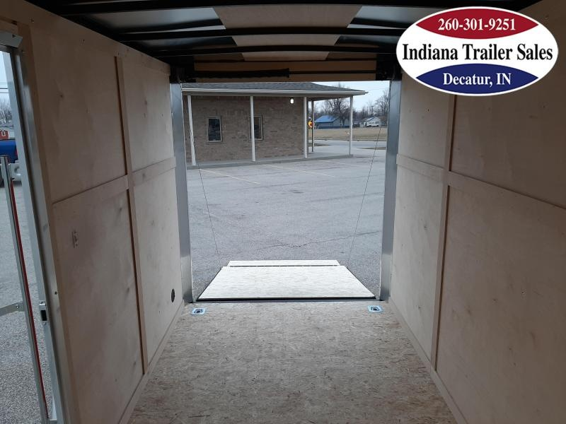 2021 Darkhorse Cargo 6x12 DHW6X12SA30 Enclosed Cargo Trailer