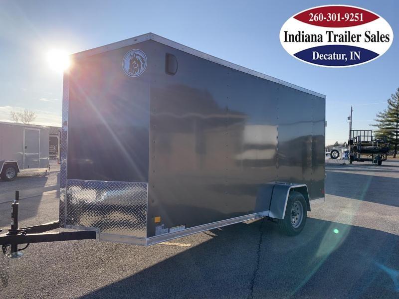2020 Darkhorse Cargo - 6x14 - DHW6X1SA30 Enclosed Cargo Trailer