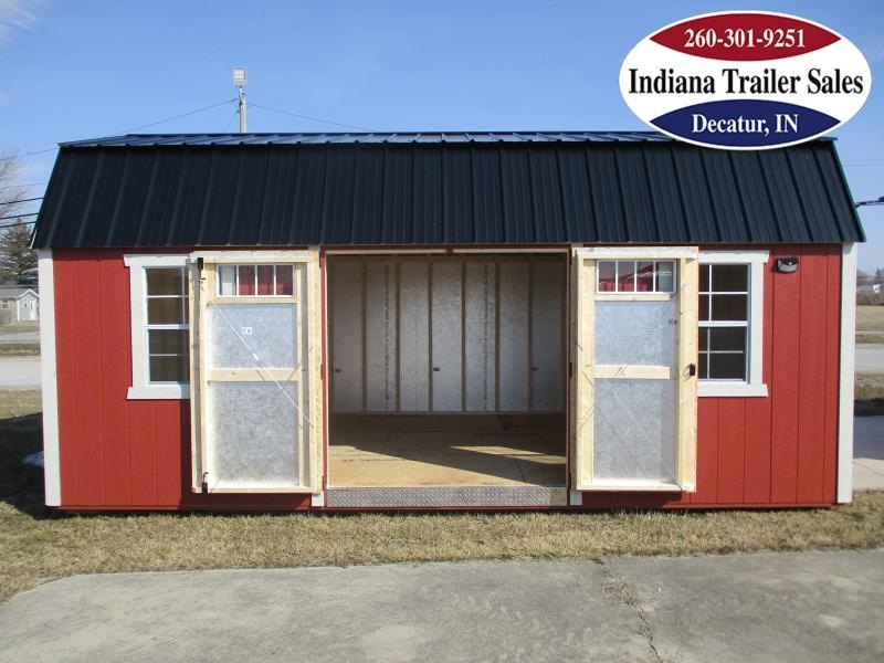 2021 Sheds Direct 12x20 Painted Smart Barn -The Garfield