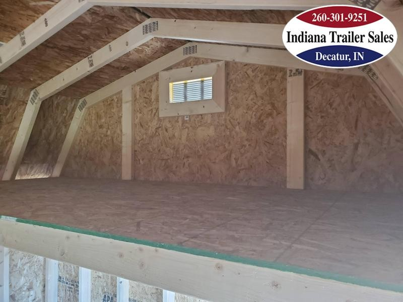 2021 Sheds Direct 10x20 Smart Barn - The Hoover