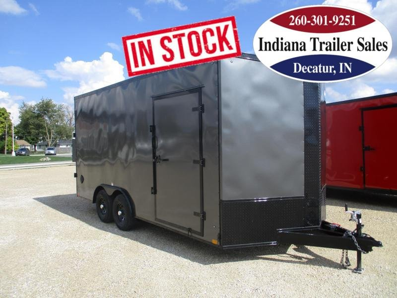 2022 Discovery Trailers 8.5x18 DCH8.518TA3 Enclosed Cargo Trailer