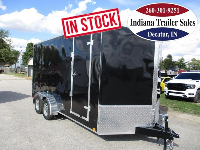 2022 Discovery Trailers 7x16 DRSE716TA2 Enclosed Cargo Trailer