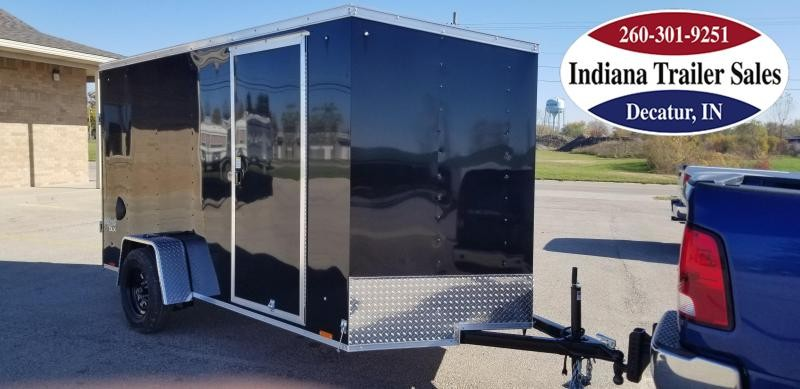 2021 Pace American 6x12 PSCAB6.0X12SI2FF Enclosed Cargo Trailer