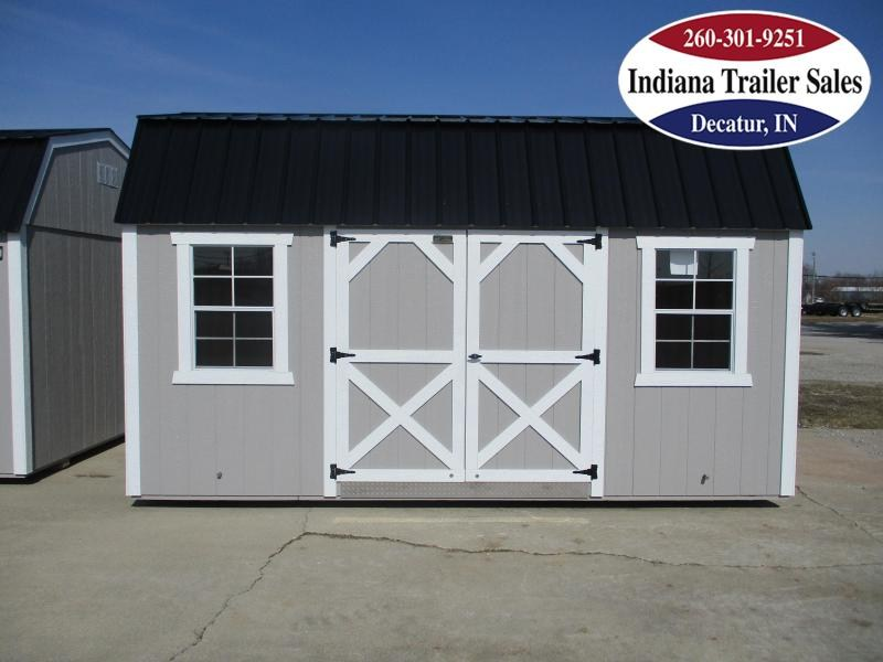 2021 Sheds Direct 10x16 Painted Smart Barn - The Kennedy
